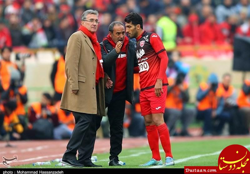 www.dustaan.com برانکو: یکی از بهترین بازیکنان ۲ سال اخیرمان را از دست دادیم/ جانشین امیری آخر هفته مشخص می شود