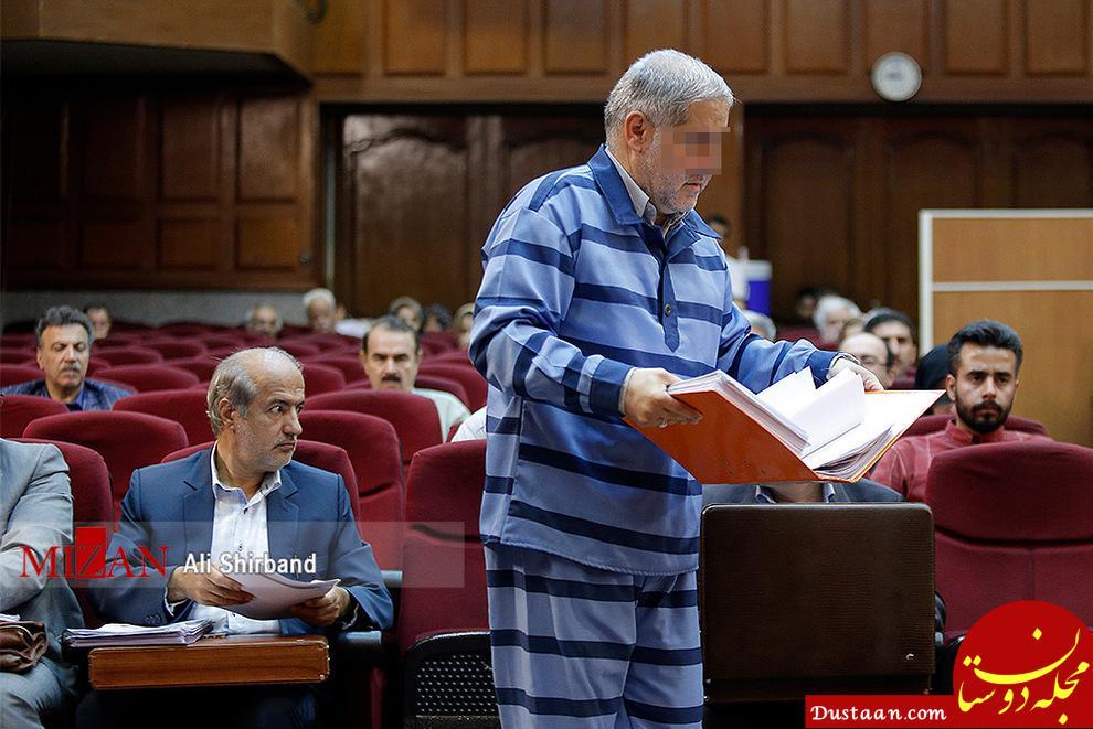 www.dustaan.com متهم اصلی پرونده ثامن الحجج: از م.م بالاترین وثیقه اخذ شده است/ الف.ع از طرف صداوسیما قرارداد بست