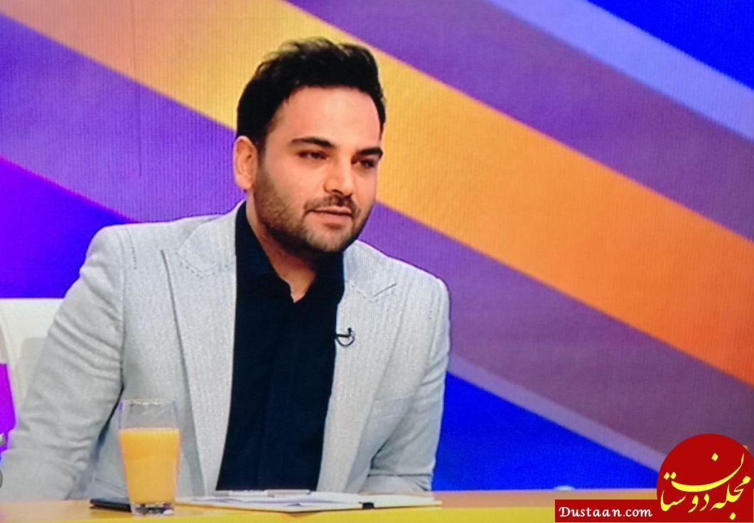 www.dustaan.com احسان علیخانی: حتی هزار تومان وام هم نگرفته ام / ما حتی پشمک هم بدون مجوز سازمان نمی توانیم تبلیغ کنیم
