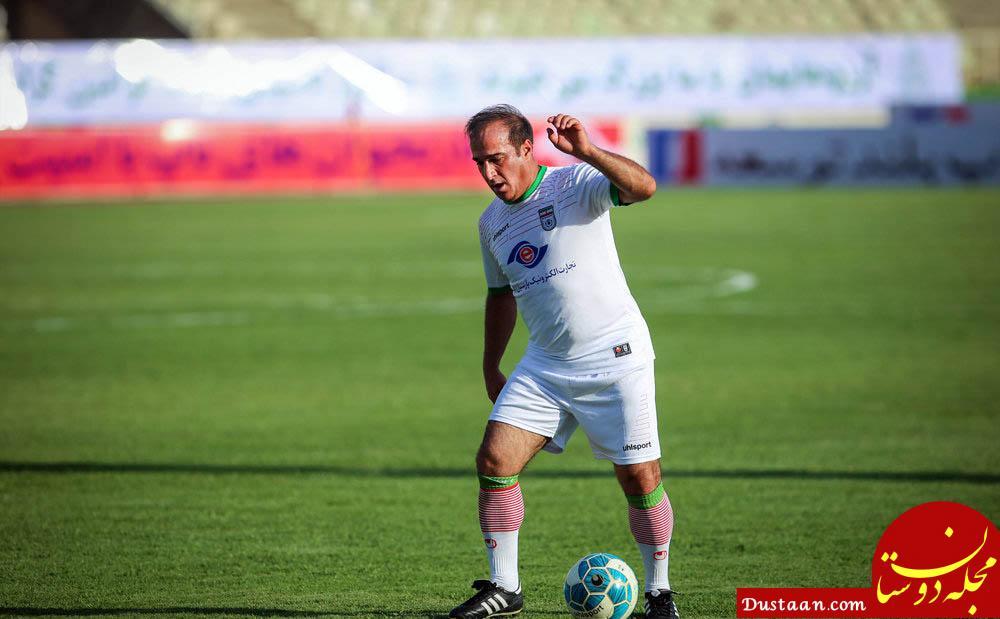 www.dustaan.com سیروس دین محمدی: پارسال هم به خاطر کمیته فنی شرایط استقلال خوب شد