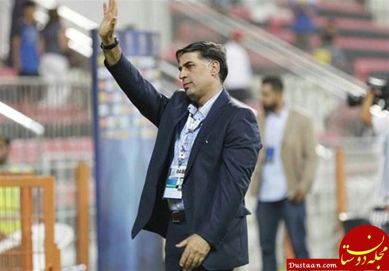 www.dustaan.com آذری مدیرعامل باشگاه ذوب آهن: چه کار باید در ذوب آهن می کردم که نکردم؟