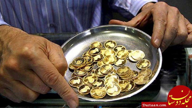 www.dustaan.com سکه باز هم گران شد
