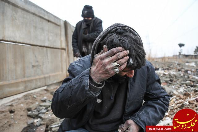 www.dustaan.com کت و شلوار برند برای معتادان متجاهر!