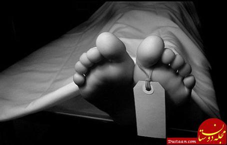 www.dustaan.com کشف جسد مرد ۴۰ ساله که با کمربند حلق آویز شده در همدان