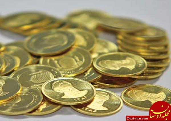 www.dustaan.com قیمت سکه به 3 میلیون و 360 هزار تومان رسید
