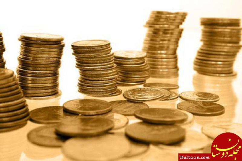 www.dustaan.com قیمت سکه آتی به مرز 4 میلیون تومان رسید