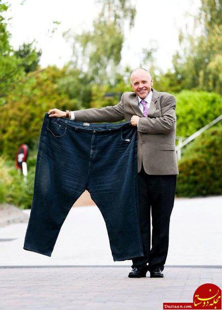 www.dustaan.com 9 هزار کیلومتر پیاده روی برای کم کردن وزن! +عکس