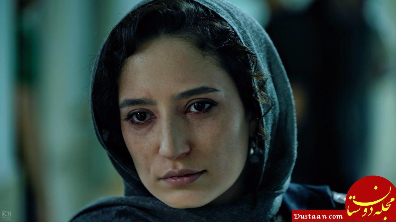 www.dustaan.com نگار جواهریان در نمایی از فیلم جدید رامبد جوان +عکس