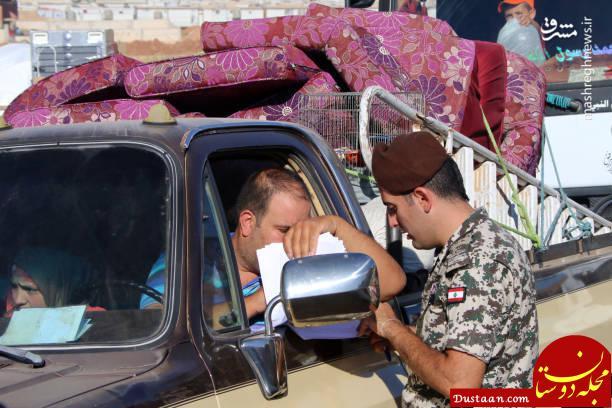 www.dustaan.com بازگشت آوارگان سوری به خانه +تصاویر