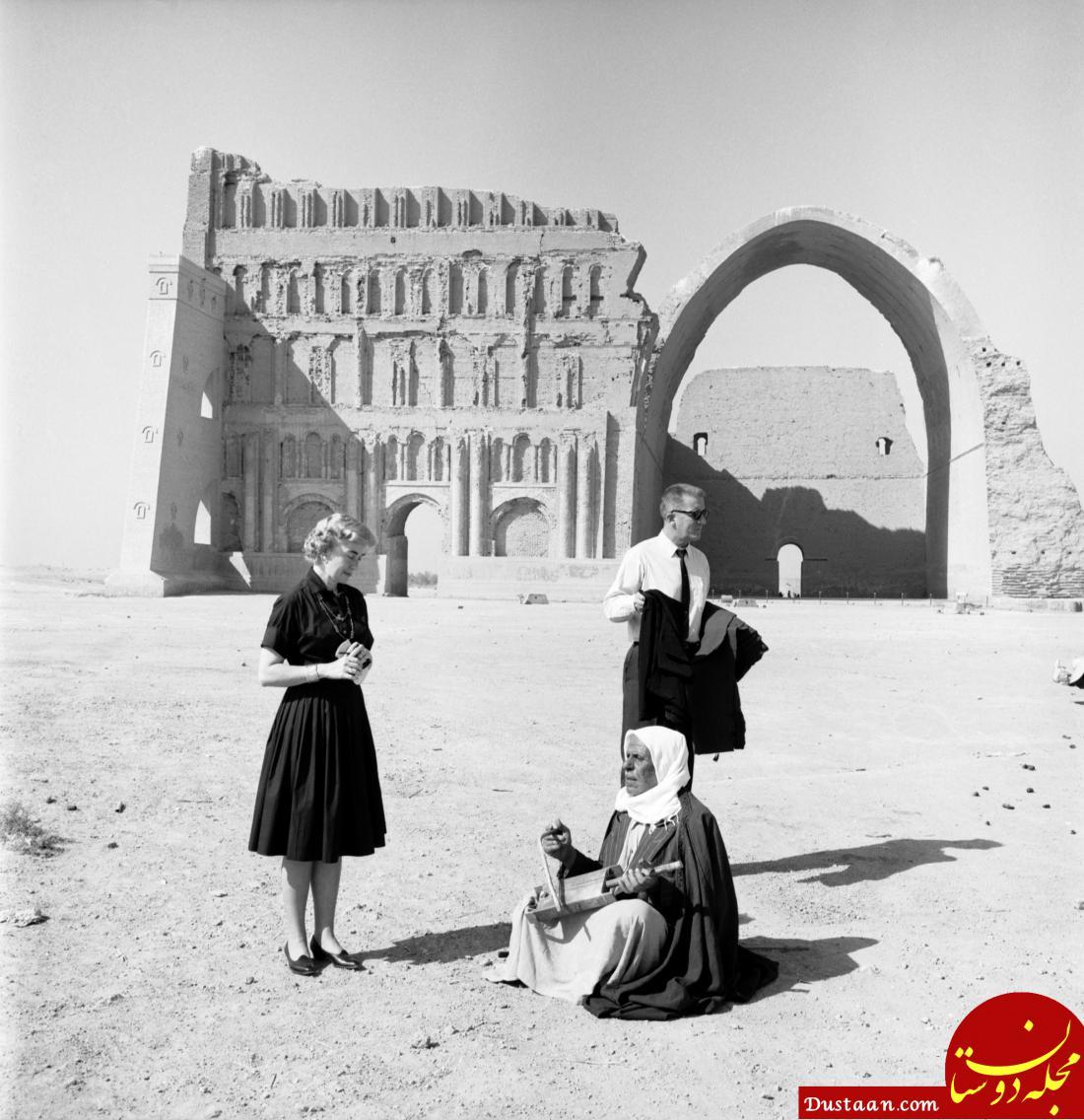 www.dustaan.com عکس های دیده نشده از زندگی غربزده عراقی ها