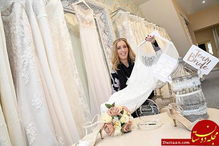www.dustaan.com نکاتی مفید برای خرید لباس عروس