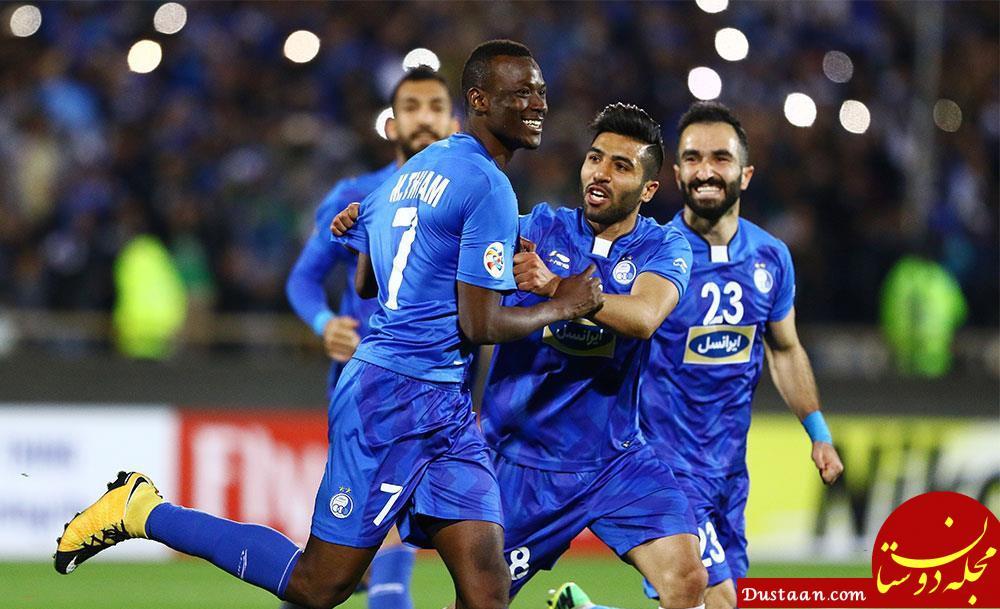 www.dustaan.com توضیحات سرپرست باشگاه استقلال در مورد آخرین وضعیت تیام، جپاروف و حسینی