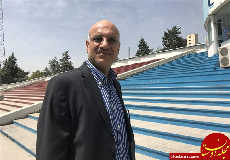 www.dustaan.com فتحی: حاضرم کتک بخورم اما استقلال برنده شود