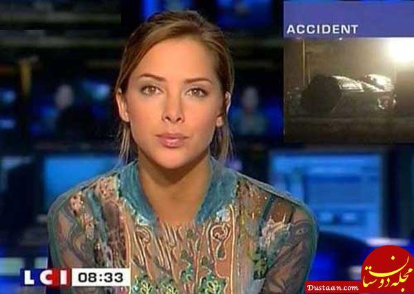 www.dustaan.com مجری زن ایرانی که با یک کمدین عرب ازدواج کرده! +عکس
