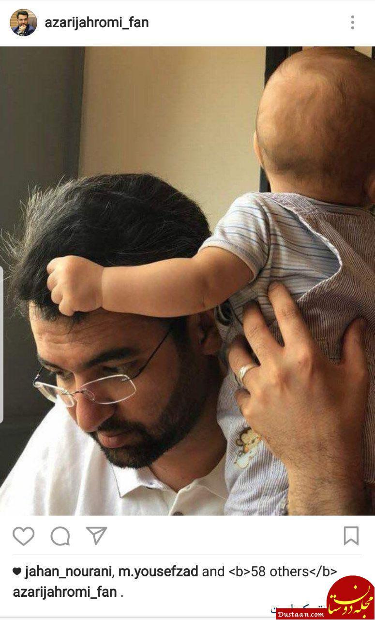 www.dustaan.com وزیر ارتباطات هم به کمپین «فرزندت کجاست» پیوست +عکس