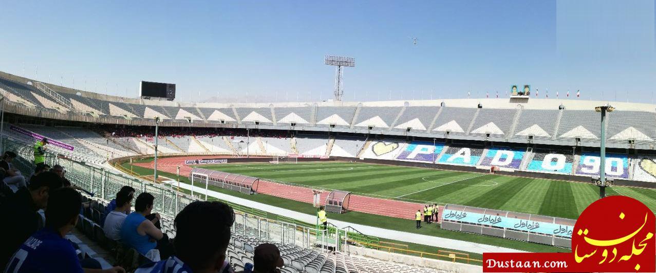 www.dustaan.com احتمال حضور بازیکن جدید استقلال مقابل تراکتور