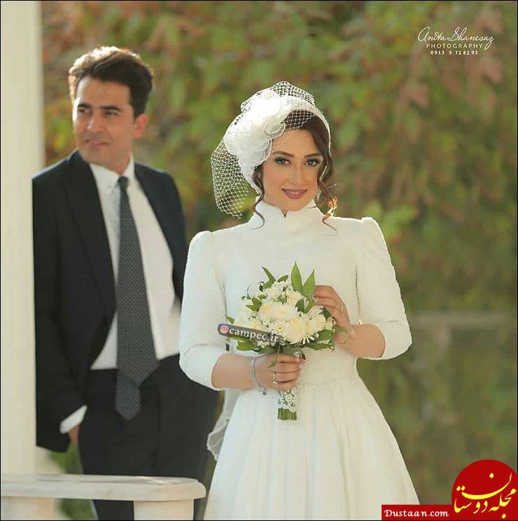 www.dustaan.com بازیگر نقش مهتاب سریال پدر و همسرش در یک قاب +عکس