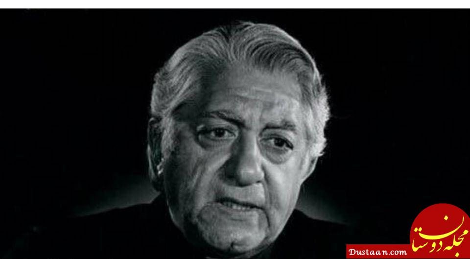 www.dustaan.com سوگ نوشته آذری جهرمی وزیر ارتباطات برای درگذشت عزت الله انتظامی