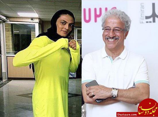 www.dustaan.com شباهت اتفاق روی داده برای خواهران منصوریان و علیرضا خمسه