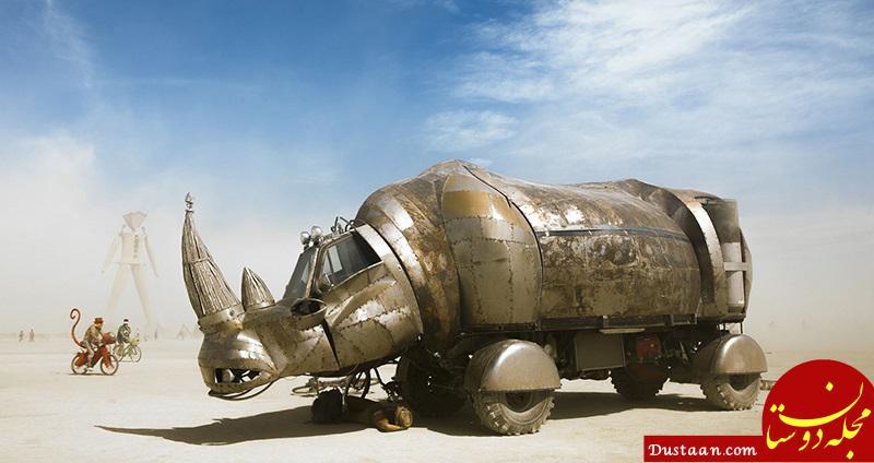 www.dustaan.com عجیب ترین کامیونی که تا به حال دیده اید! +عکس