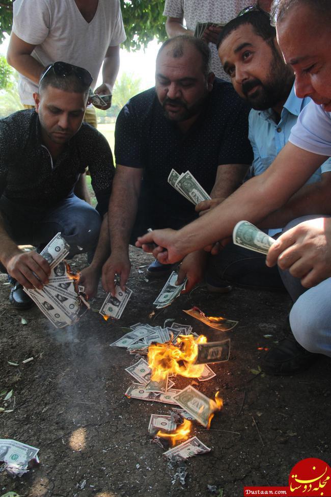 www.dustaan.com آتش زدن دلار در ترکیه! +عکس
