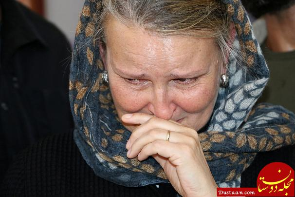 www.dustaan.com اشک نماینده سازمان ملل در یمن هنگام بازدید از بیمارستانی در صنعا +عکس