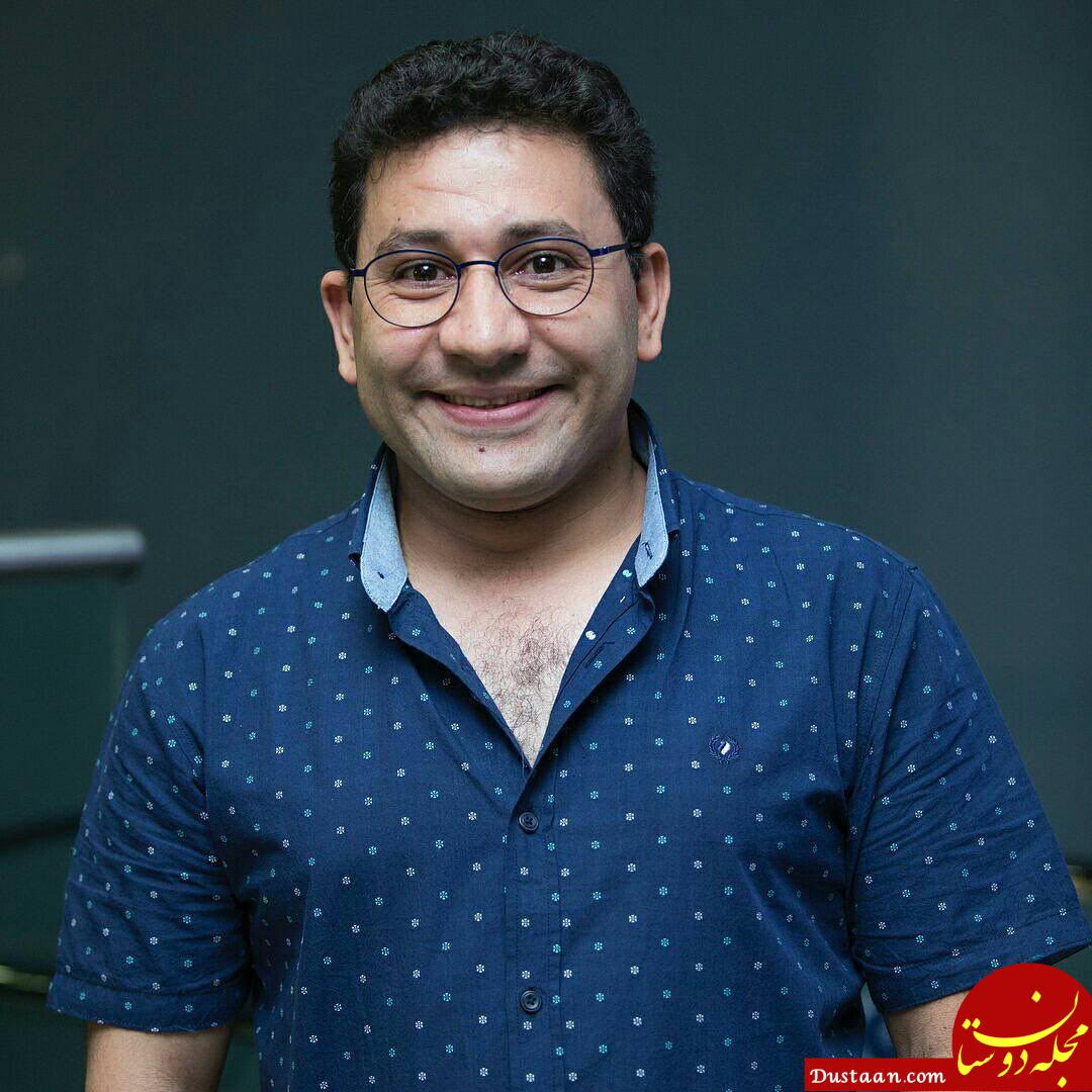 www.dustaan.com سروش جمشیدی بازیگر جدید «زیر نظر»