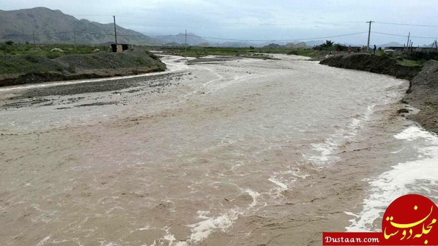www.dustaan.com هشدار؛ احتمال طغیان رودخانه های فصلی در شمال کشور