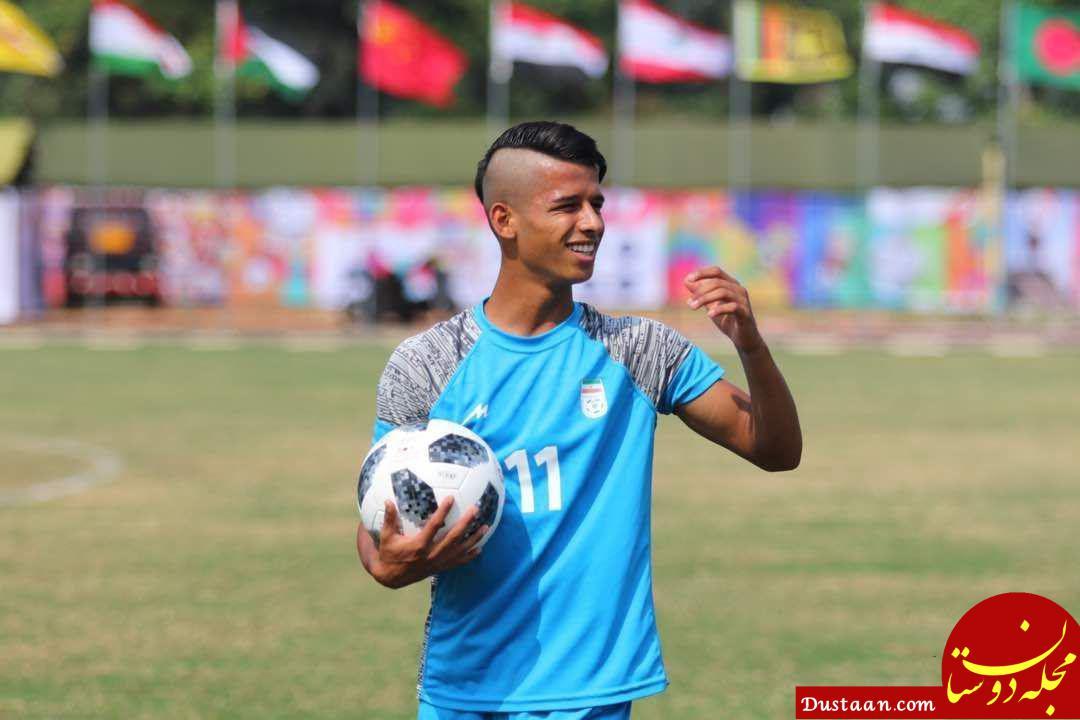 www.dustaan.com مهاجم آینده دار استقلال در اندونزی سوژه شد! +عکس