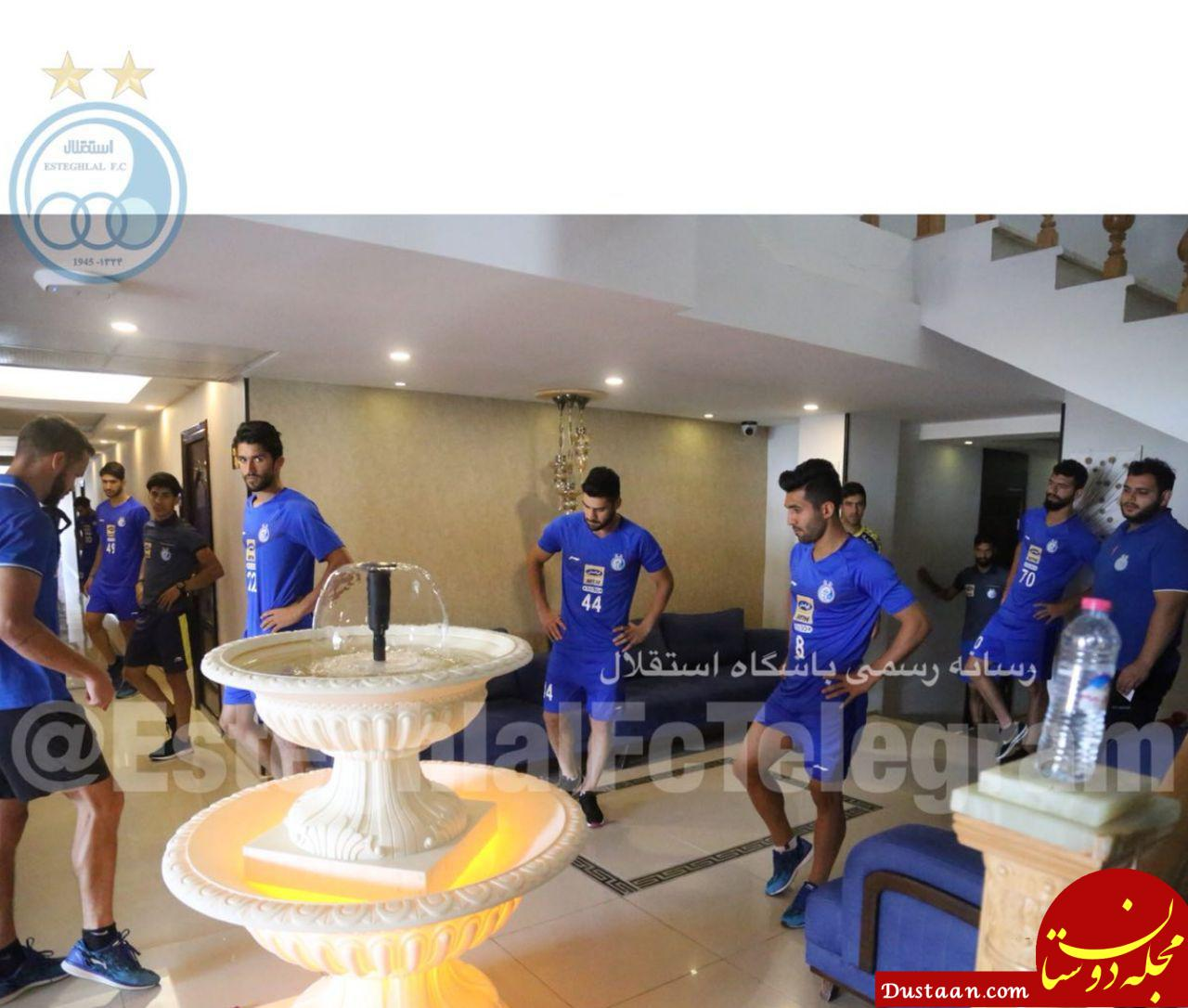 www.dustaan.com نویمایر:برای بازی 90 دقیقه ای هم مشکلی ندارم