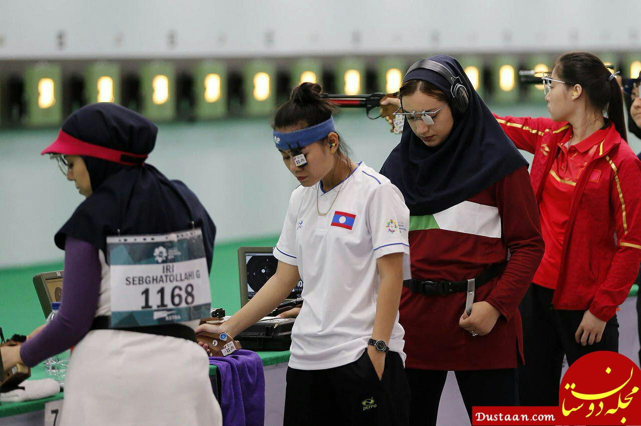 لحظه به لحظه با نتایج ورزشکاران ایران در بازی های آسیایی جاکارتا +تصاویر