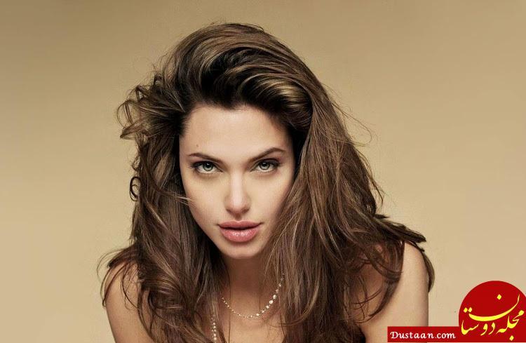 آنجلینا جولی - زیباترین زن جهان