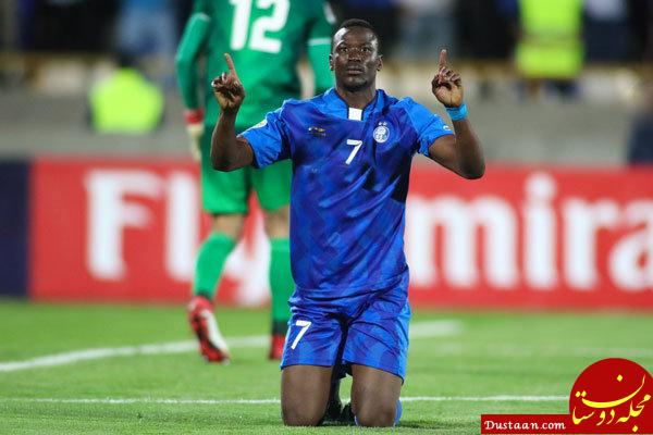 www.dustaan.com معاون باشگاه استقلال: به باشگاههایی که خواهان تیام هستند اعلام کردیم که او با ما قرارداد دارد