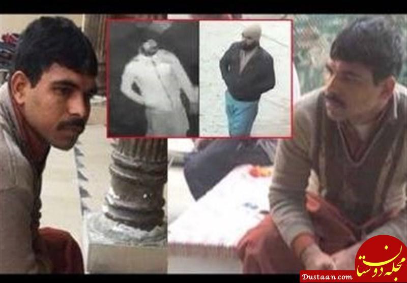 قاتل زینب کوچولو به 12 بار اعدام محکوم شد +عکس