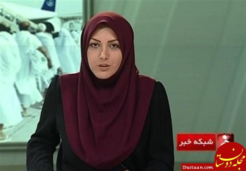 www.dustaan.com حمله کفتارهای مجازی به خانم مجری! +عکس