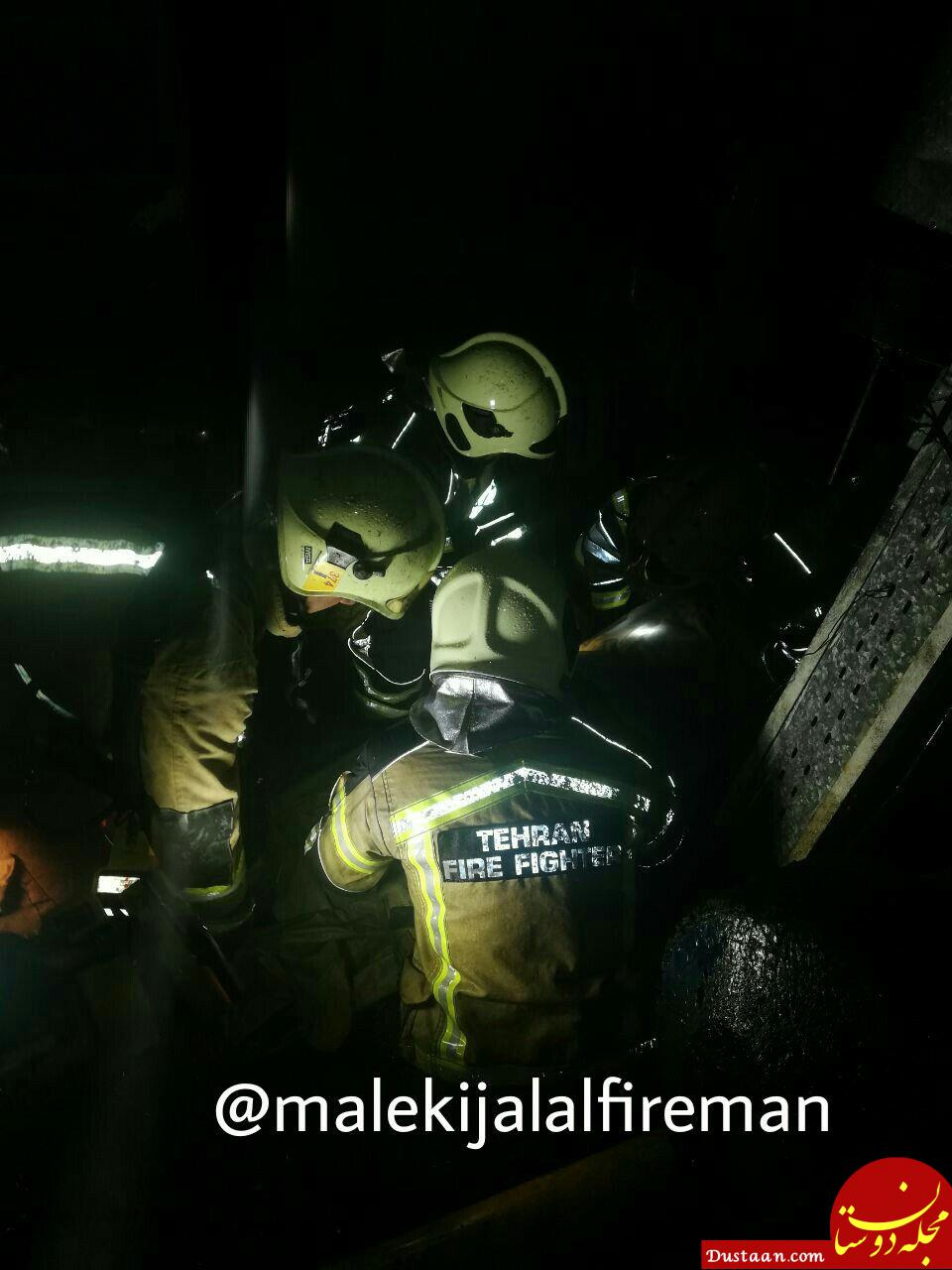 www.dustaan.com عکس های منتشر شده از انفجار مهیب در باشگاه انقلاب