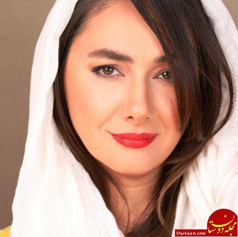 www.dustaan.com 3 عکس زیبا و دیدنی از هانیه توسلی!