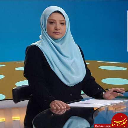 www.dustaan.com عصبانیت شدید خانم مجری بخاطر سوال های خصوصی! +عکس