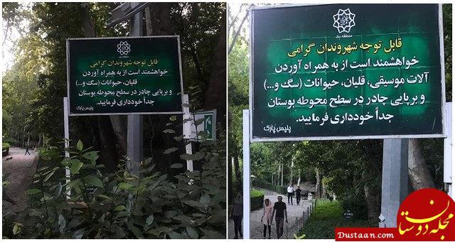 www.dustaan.com تابلویی که جنجال به پا کرد! +عکس