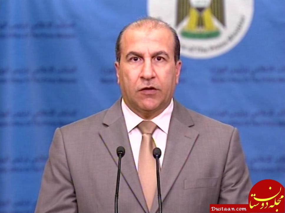 www.dustaan.com عراق: به معاملات دلاری با ایران پایان می دهیم