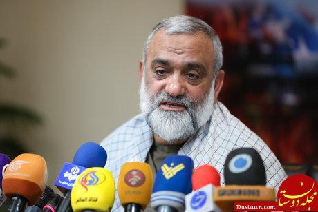 www.dustaan.com سردار نقدی: غربی ها به «روسپی»هایی که حجاب خود را برمی دارند می گویند «مخالف حجاب اجباری»
