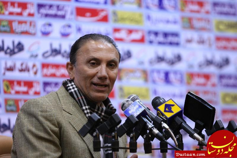www.dustaan.com درخشان: هر دو تیم استقلال خوزستان و پرسپولیس از تساوی راضی بودند