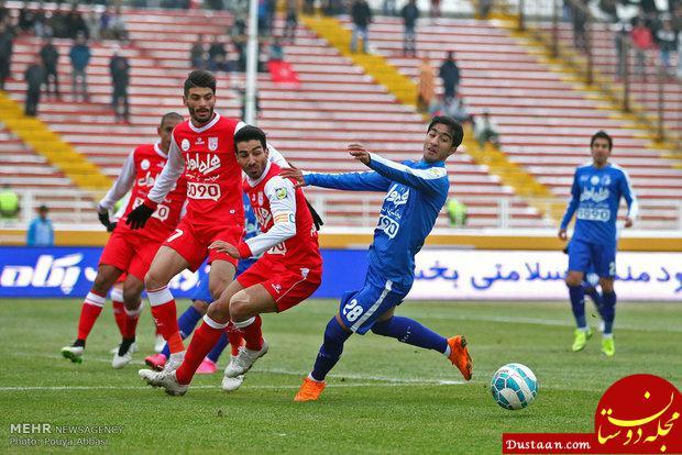 www.dustaan.com ترکیب احتمالی استقلال و تراکتور در بازی امشب دو تیم