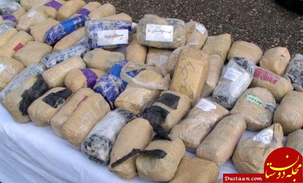 www.dustaan.com کشف یک تن مواد مخدر در سراوان/ 2 قاچاقچی به هلاکت رسیدند