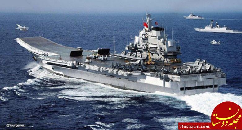 www.dustaan.com هشداری نیروی دریایی چین به هواپیمای آمریکایی: هشدار؛ این صدای چین است؛ سریعا اینجا را ترک کنید