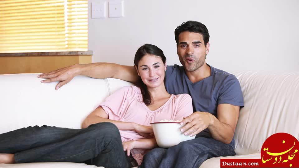 www.dustaan.com بزرگترین خطری که زندگی زن و شوهر های جوان را تهدید می کند!