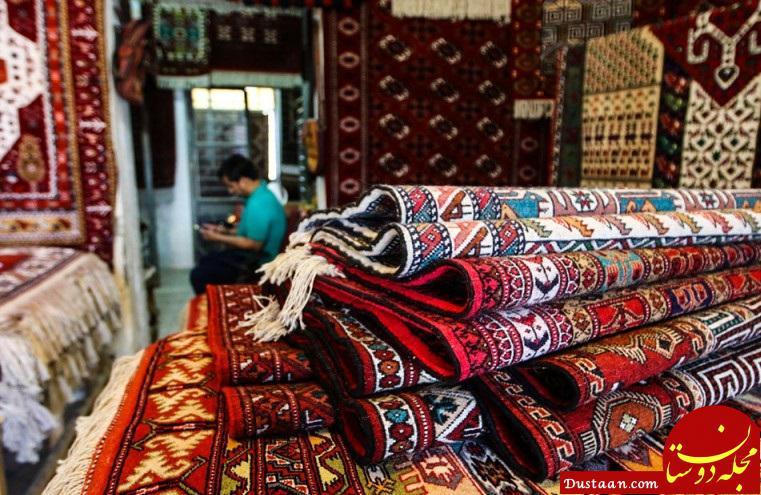 www.dustaan.com ایران چگونه بازار بزرگ صادرات فرش را از دست داد؟