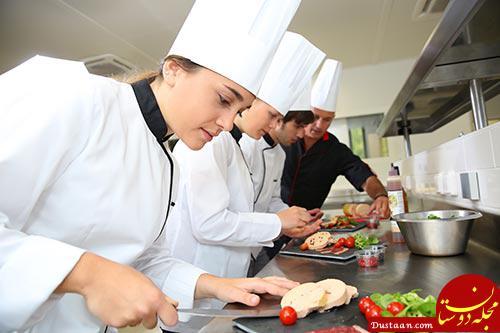 www.dustaan.com راز خوشمزه شدن غذا / یک دستپخت خوشمزه و حرفه ای داشته باشید!