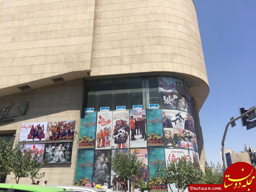 www.dustaan.com «خرپولها» دمار از روزگار سینما درآوردهاند!