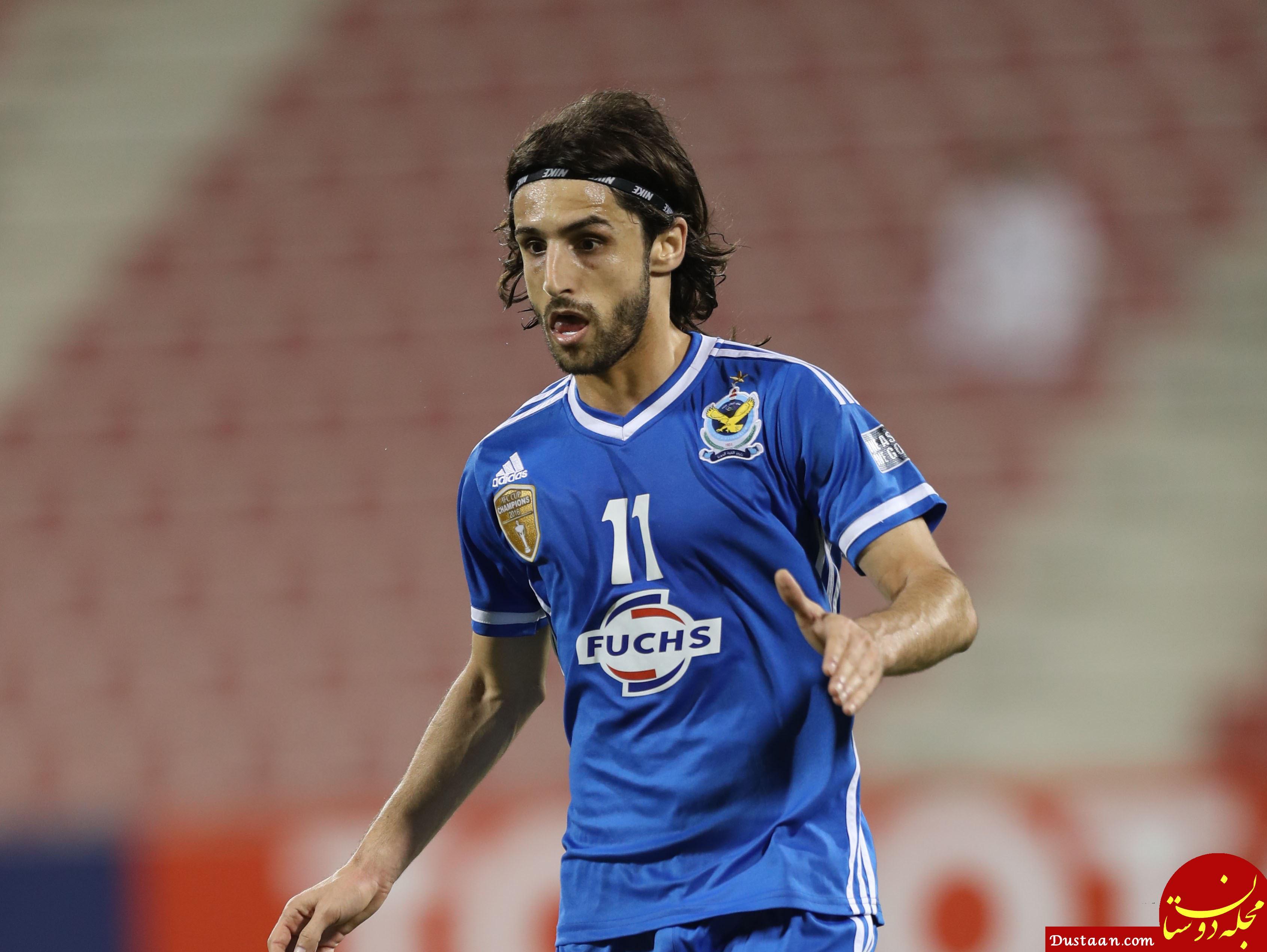 www.dustaan.com بازیکن جدید استقلال امروز به ایفمارک می رود